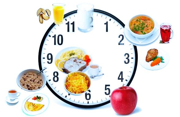 похудеть на дробном питании за месяц