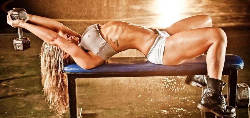 Красивое тело физ упр для девушки