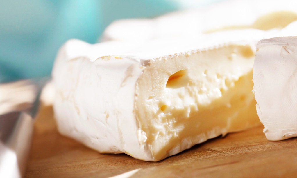 Brie Cheese -Photographed on Hasselblad H3D2-39mb Camera