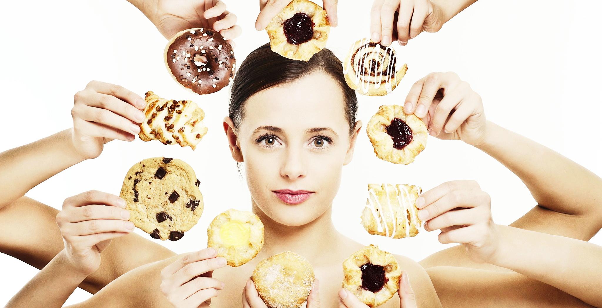 Всего один продукт поможет перестать есть сладкое и переедать Минус 5 кг за неделю легко рекомендации