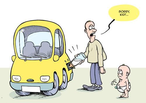 feeding_the_car
